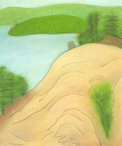 Keewaydin Rocks and Water II 2003 (swadsworth v1)
