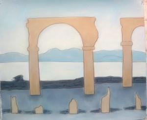 Roman Ruins I Villa Catullus Sirminone Italy best 2013