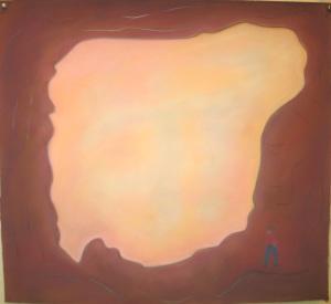 Arches III, Glowing Light, SDB Adobe 2006