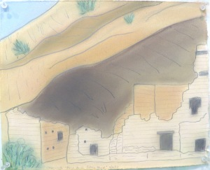 Mesa Verde Spruce House 2014